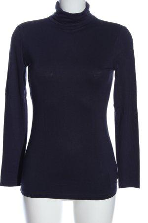 H&M Koszulka z golfem niebieski W stylu casual