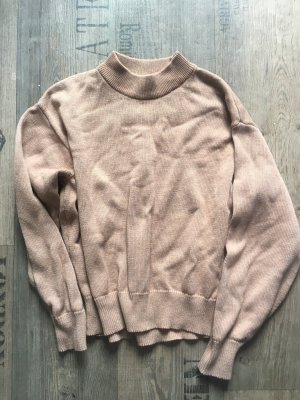 H&M rose Pullover XS