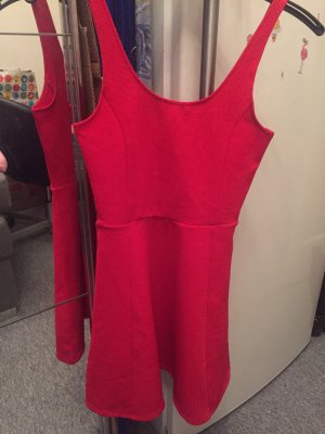 H&M rotes sommer Kleid