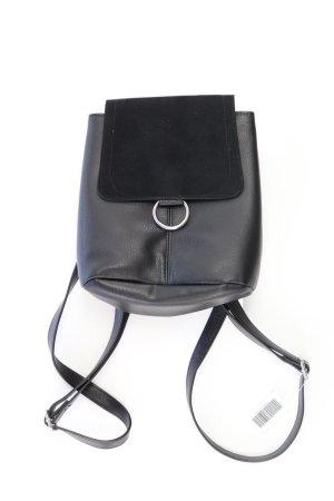 H&M Rucksack schwarz