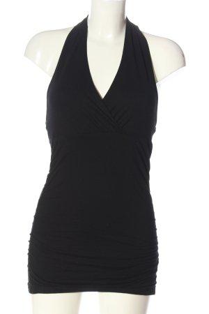 H&M Backless Top black elegant