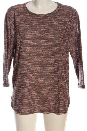 H&M Rundhalspullover braun-nude Casual-Look