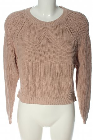 H&M Crewneck Sweater pink casual look
