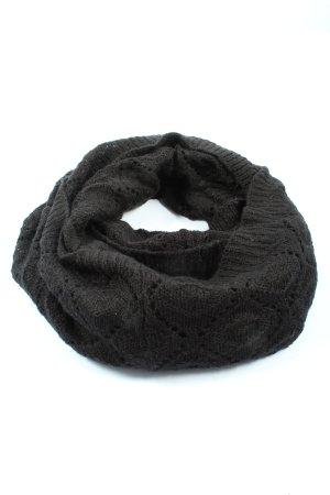 H&M Sciarpone nero stile casual