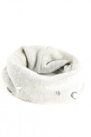 H&M Snood light grey casual look