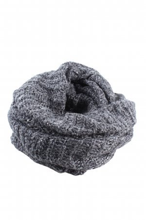 H&M Snood light grey flecked casual look
