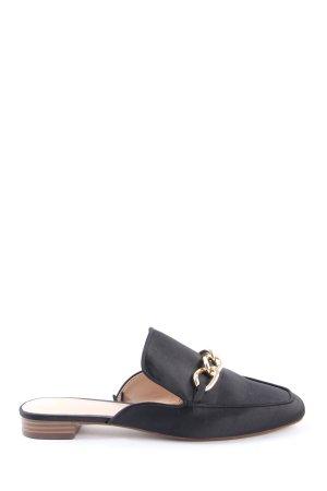H&M Sabot noir style d'affaires