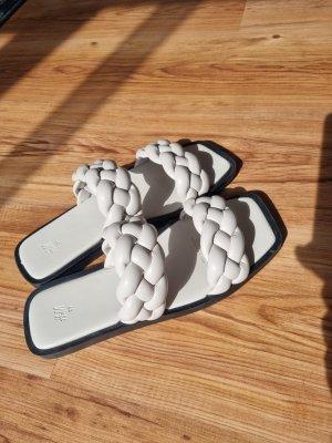 H&M Trend Wygodne sandały jasnoszary