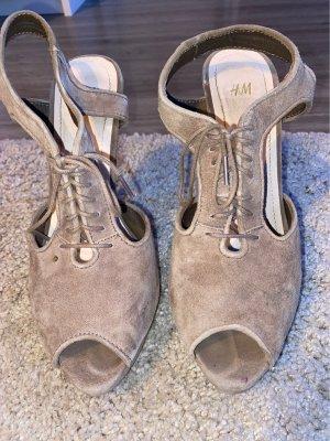 H&M Sandaletten Gr. 37