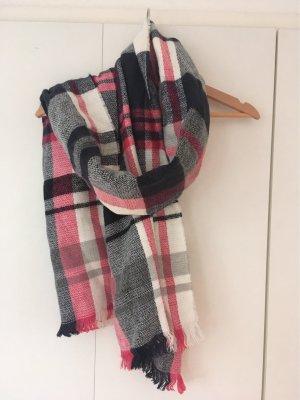 H&M Basic Sciarpa di lana multicolore