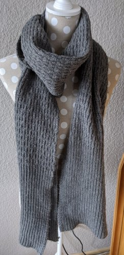 H&M Schal, grau