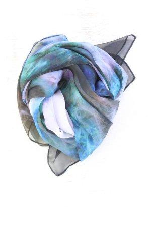 H&M Schal mehrfarbig aus Polyester