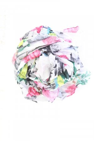 H&M Scarf multicolored polyester