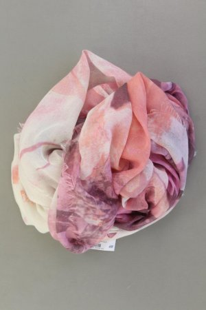H&M Scarf dusky pink-pink-light pink-pink polyester