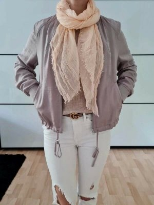 H&M Schal Tuch lachs Onesize Sommerschal Accessoires Neu Uni