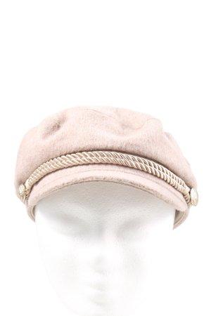 H&M Cappello con visiera rosa stile casual