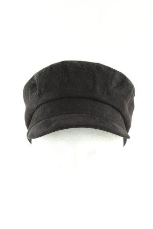 H&M Schirmmütze schwarz Casual-Look