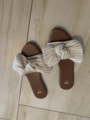 H&M Beach Sandals multicolored