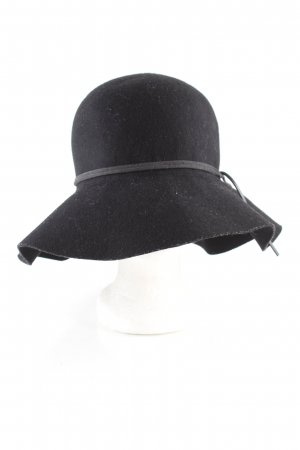 H&M Floppy Hat black casual look