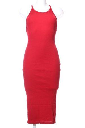 H&M Tubino rosso stile casual