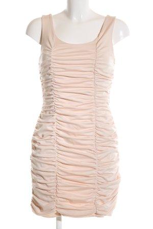 H&M Tube Dress nude elegant