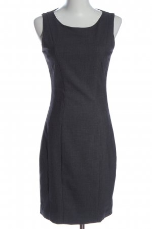 H&M Tube Dress light grey casual look