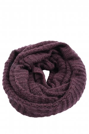 H&M Tube Scarf lilac casual look