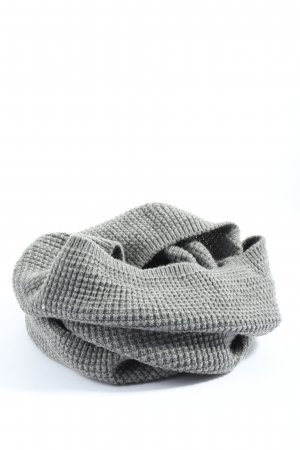 H&M Tube Scarf light grey business style