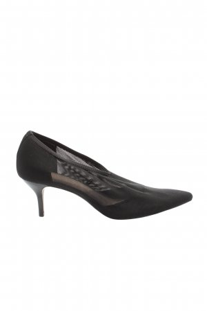 H&M Slip-on Shoes black casual look