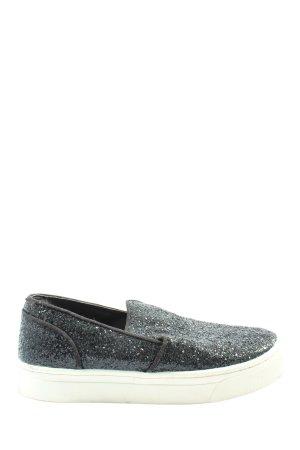 H&M Sneaker slip-on nero stile casual