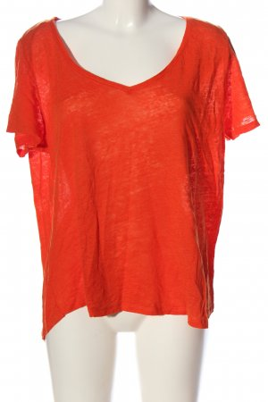 H&M Schlupf-Bluse rot Casual-Look