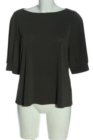 H&M Schlupf-Bluse khaki Casual-Look