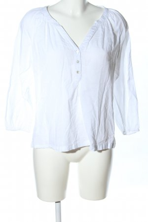 H&M Slip-over Blouse white business style