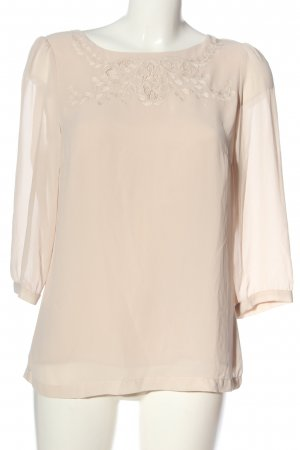 H&M Schlupf-Bluse creme Casual-Look