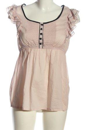 H&M Schlupf-Bluse creme Elegant