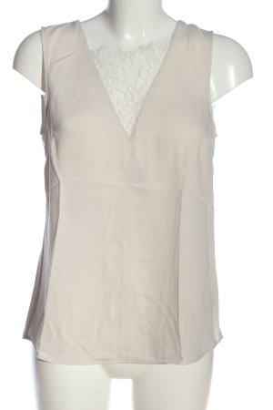 H&M Blouse à enfiler blanc cassé style décontracté