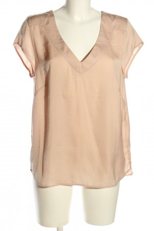 H&M Schlupf-Bluse nude Casual-Look