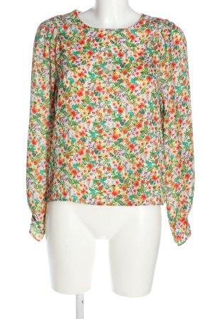 H&M Bluzka przez głowę Na całej powierzchni Elegancki