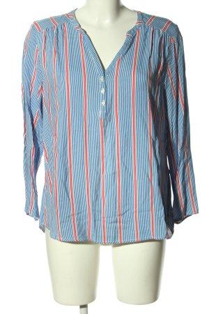 H&M Schlupf-Bluse Allover-Druck Business-Look