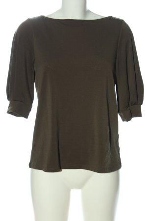 H&M Schlupf-Bluse bronzefarben Casual-Look