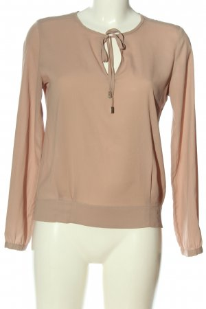 H&M Schlupf-Bluse nude Business-Look
