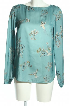 H&M Schlupf-Bluse Motivdruck Casual-Look