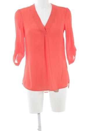 H&M Schlupf-Bluse rot