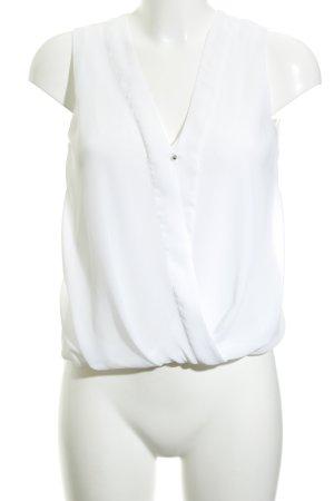 H&M Schlupf-Bluse weiß
