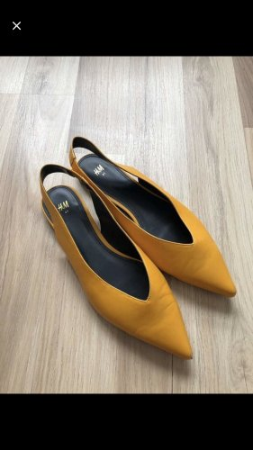 H&M Comfortabele sandalen oranje