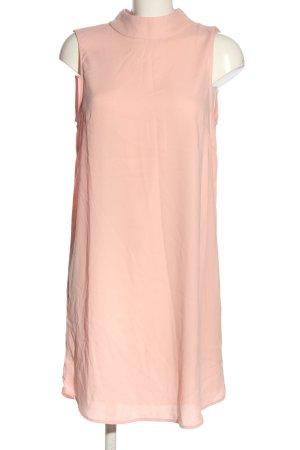 H&M Vestido strapless nude estilo «business»