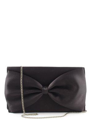 H&M Schultertasche schwarz Elegant