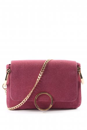 H&M Schultertasche pink Casual-Look
