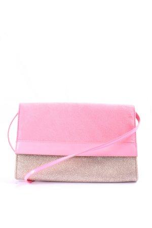 H&M Schultertasche pink Elegant