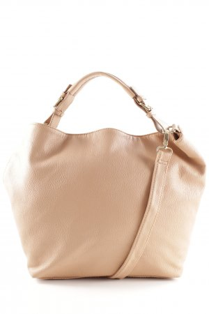 H&M Schultertasche nude Casual-Look